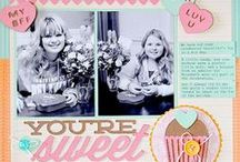 Creative Me - Scrapbook Layouts / Scrapbook Layouts from CreativeMeInspiredYou.com