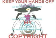 KEEP YOUR HANDS OFF MY COPYRIGHT / I am educating global Legislators on the increasing online theft of Copyright and Intellectual Property stolen from Small Business Entrepreneurs & ARTS-ists which includes Cupcake Makers, kids that are artistically inclined, authors, photogs, dancers you name it. I want to get an ACT passed in Congress. And I want to make sure the Tech Giants compensate us for our Bright Ideas stolen and the advertising monies made off them. So I am sharing things I find