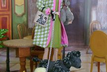 Barbie / Collector dolls / by Wendy Lozano