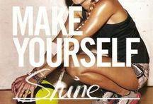 12 Week Body Transformation / Week One Challenge of Michelle Bridges 12WBT- Inspiration Board