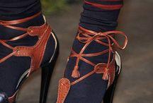 Delle scarpe...
