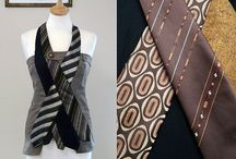 A World of Ties (Slips) / Alt muligt lavet af slips.