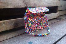 Hama Perler byM /  Ting jeg har lavet af Hama perler