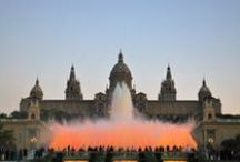 21 beautiful fountains of Barcelona / Here is Hotel Murmuri's proposal of fountains to see in Barcelona. Enjoy it! / by Murmuri Hotel Barcelona