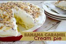 Perfect Pies / Pie recipes Pinterest board by CreativeMeInspiredYou.com