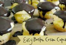 Cupcakes / Cupcake recipes Pinterest board by CreativeMeInspiredYou.com