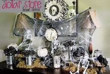 Halloween Decor / Halloween decor Pinterest board by CreativeMeInspiredYou.com