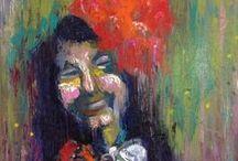 Portraits / Portrait painting in oils by Paula O'Brien