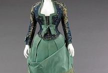 Historical women's costume / Women's clothes through the ages, historical women clothing