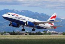British Airways / British Airways Airplanes