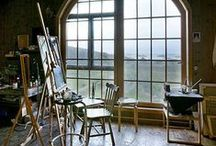 Dream Art Studio Ideas