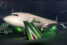 Alitalia / Alitalia Aircraft -  #airplanes #spotting #aviation #aircrafts #airplane #aircraft #aerei
