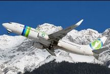 Aircrafts and Nature / Pictures of aircrafts and the Moon, the Mountains, the Sea, the Trees and so on....