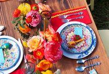 Mariage - Mexican inspirations / Pour des cérémonies hautes en couleurs !