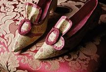 Historical shoes / Womens shoes, mens shoes from historical fashion collections