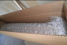 Shipping Artwork / Tips and tricks for shipping artwork safely. best practices for wrapping and shipping artwork.