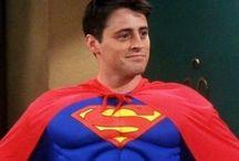 Joey tribbiani / How you doin' ?
