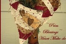 ~*Valentine's Day Crafts*~ / by kriss falk