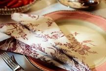 ~*Table Settings/Napkin Folding*~ / by kriss falk