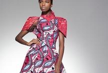 African Lady / by Dena Haddock