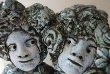 Gio Martin Ceramics / Figures by Gio Martin