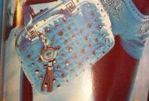 Handbag obsession  / by Syeda