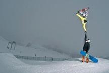 SSLB / SkI SnowboarD LongboarD BikE / by joe BLACK