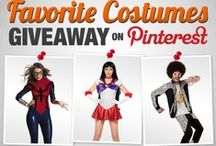 "BuyCostumes.com  Hallowhenever / Contest ""the best Costumes"" / by Pilar Romero Aguilar"