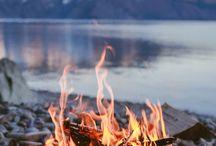 Cinco elementos II - Fuego / el fuego con sus cenizas produce tierra...