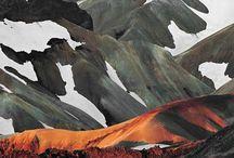 Cinco elementos III - Tierra / la tierra alberga los minerales...