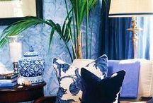 Home Decor: Blue & Breezy / Blue and breezy