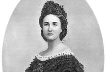 Charlotte of Austria empress of Mexico