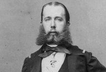 Archduke Maximilian emperor of Mexico