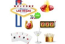 Casino Gambling Vector Pack / Casino themed vector pack from VectorVice.