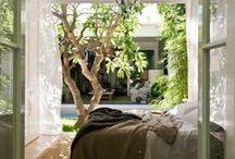 Garden / Backyard Decor | Lumitrix / Fun decor that doesn't stop at the front door...