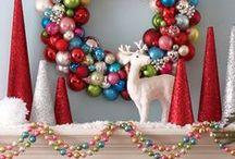 Deck the Halls // Celebrate! / Spread joy this holiday season.