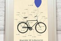 cyclists / Looking for an original gift idea for the bicycle aficionado in your life? We hear you, if you know someone who just can't help but love their bike, then we have the perfect gift guaranteed to make them smile!