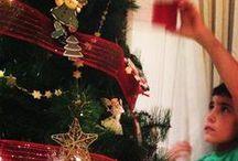 End of the year celebration / Chrismass Noel Santa