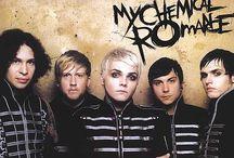 Gerard Way and MCR / by Caroline Chambers