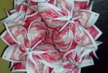 origami a skládání / kusudama