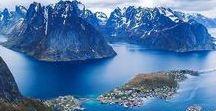 Lakes,Sea,River,Caverns,Islands...