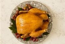 Capon Products & Recipes / Capons are full breasted with tender, juicy, flavorful meat that is well-suited for roasting.