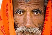 """...""""Ecce Homo ( íme az ember ) - faces of the world"""" / faces on the world - peoples, tribes of the World"""