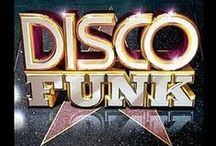 Musik: ~ FUNK ~ D I S C O ~ SOUL ~ / Funk is a music genre that originated in the mid to late 1960s when African-American musicians created a rhythmic, danceable new form of music through a mixture of soul music, jazz, and R&B.
