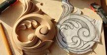 Wooden stuff / Rzeczy z drewna