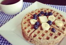 Paleo breakfast.