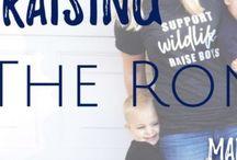 Raising The Ronan's / Mommy blog