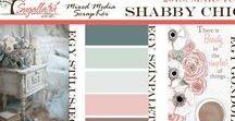 Stílusgyakorlatok - március: SHABBY CHIC
