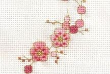 Handwerken: kleine borduurwerkjes / by Nina