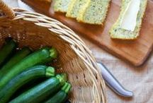 Zucchini & Squash / What to do with an abundance or glut of zucchini, squash, recipes to use up zucchini, a lot of zucchini, too many zucchini, summer squash, homegrown food, cooking from the garden, cooking from scratch, home cooking tips, harvest, preserving the harvest, food blogger, garden blogger, eating local food, eating homegrown food, afford organic food, eating fresh food